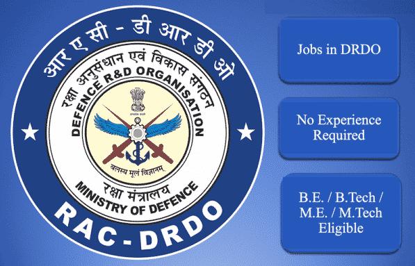 DRDO-Bharti-2021